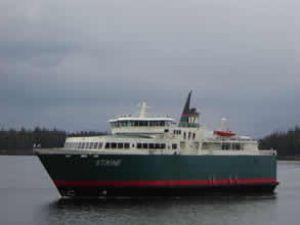 Stikine adlı balıkçı teknesi sulara gömüldü
