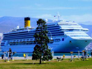 2012'de İzmir'e 350 cruise gemisi gelecek
