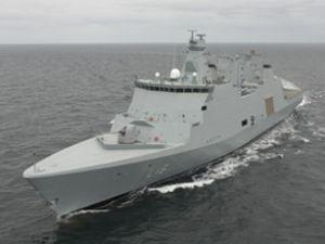 Korsan gemideki 14 rehine kurtarıldı