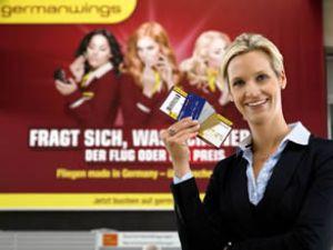 Germanwings ile daha fazla mil toplayın