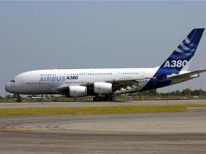 A380'nin kanatlarındaki çatlaklar önemsiz