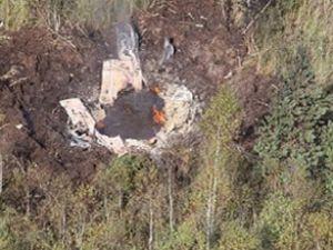 Kanada'da uçak kazası: 4 ölü 1 yaralı
