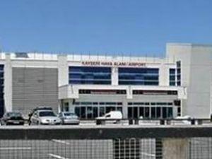 Kayseri Havaalanı genişletilecek