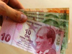 En yüksek memur maaşı 3 bin 583 lira