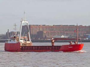 Suriye'ye silah taşıyan gemiye el konuldu