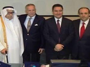 Babacan, Suudileri yatırıma çağırdı
