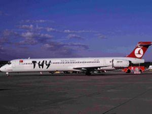 THY, Moskova'da Vnukova'dan uçacak