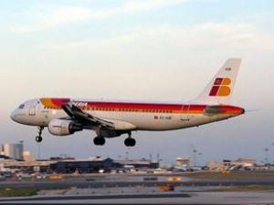 Iberia Havayollarının 104 uçuşu iptal edildi