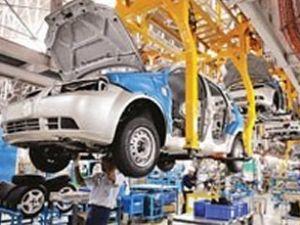 'Otomotiv'in üretimi 1.2 milyona dayandı