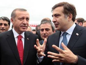 Saakaşvili Türkleri elleriyle Erdoğan'a teslim etti