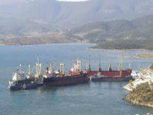 Güllük Limanı'nda ihracat yüzde 7 arttı