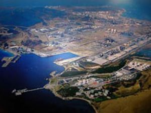 Socar Grubu konteyner limanı kuruyor