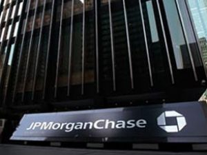 JPMorgan Chase'in kârı düştü