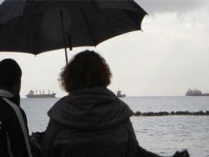 Rumların bıraktığı silah gemisi Suriye'ye ulaştı