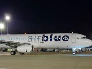 Airblue İSG'den seferlere başladı