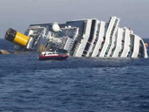 Costa Concordia'nın kaptanı tutuklandı