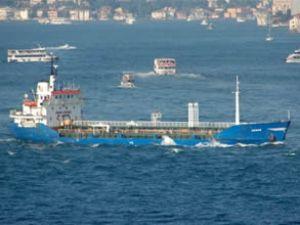 Edirne tankeri Durres'te sulara gömüldü