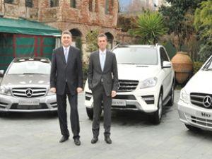 2011 Mercedes-Türk için rekor yıl oldu