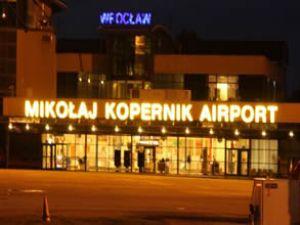 Kopernik Havalimanı Euro 2012'ye hazır