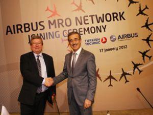 THY Teknik, Airbus MRO Ağı'na katıldı