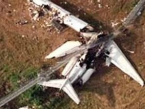 İngiltere'de küçük uçak düştü: 2 kişi öldü