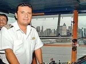 Costa'nın kaptanı: Sadece denize düştüm!