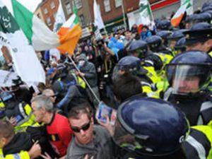 İrlandalı bakana 'göç' tepkisi