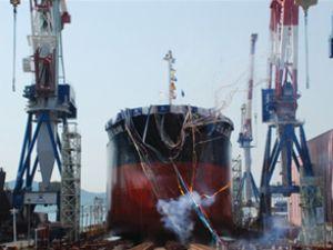 NYK Bulkship'in N/V Atlantic'i suya indi