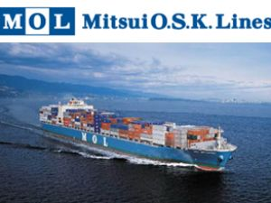 Mitsui OSK Lines'ten yepyeni teknoloji