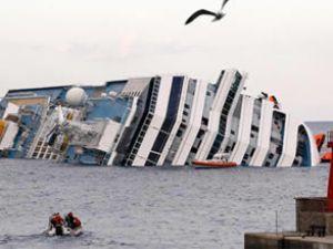 Concordia'nın parçaları Türkiye'ye gelebilir