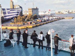 Yunanistan sahilleri Türkler'e açılıyor