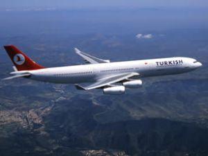 Türk Hava Yolları uçağı geri döndü!