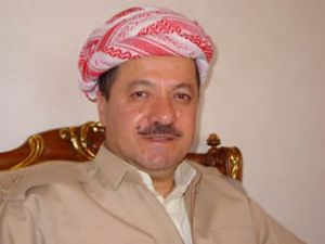 Mesut Barzani demiryolu istedi