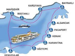 İzmir Körfezi'ne dilenci vapuru projesi
