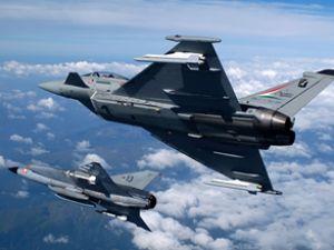Savaş uçakları Suriye'ye verilecek