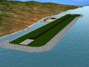 Denize 29 milyon ton taş doldurulacak