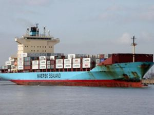 Maersk, Akdeniz hattına İzmit'i de ekledi