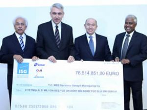İSG, ikinci kira ödemesini gerçekleştirdi