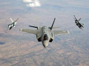 F-35'lerin parçaları İzmir'de üretilecek