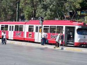 Konya'da otobüs ve tramvaylara kamera