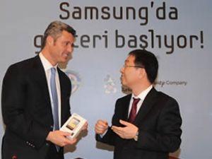 Samsung ile Saran Holding işbirliği