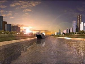 Kanal İstanbul projesine farklı yaklaşım
