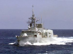 Lübnan elektrik üreten gemi kiralayacak