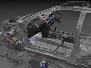 Otomotiv sektörüne ışık tutan yazılım!