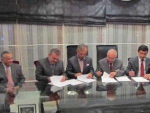 Irak Havaalanı'nı Garanti Koza inşa edecek