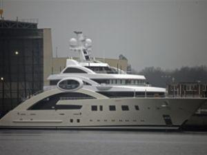 Moran Yacht&Ship, ACE'yi suya indirdi
