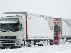 Bulgaristan TIR alımlarını yavaşlattı