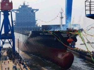 Kriz, gemi inşayı yeniden şekillendiriyor