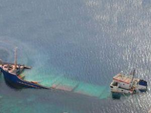 Bakanlıktan, batan gemi ile ilgili açıklama