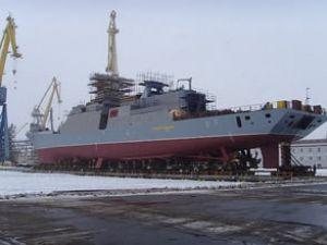 Gemi inşada Rusya - Finlandiya ortaklığı